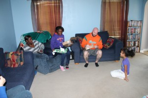 Christmas 2012 Visit