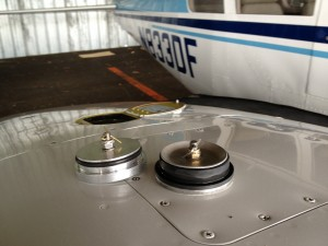 New nacelle fuel caps