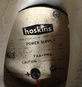 Hoskins Power Supply