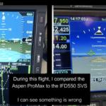 May 20, 2021 – Garmin 530W versus the Avidyne IFD550